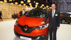 """Renault,Cenevre Fuarı'nda Yeni Crossover Modeli """"Kadjar""""ın Dünya Prömiyerini Gerçekleştiriyor"""