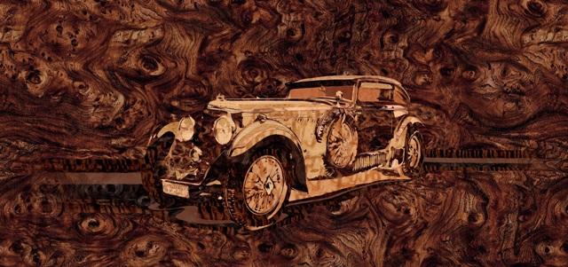Bentley Mulsanne Speed Blue 1