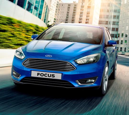 Ford Focus 1.5 lt Dizel1