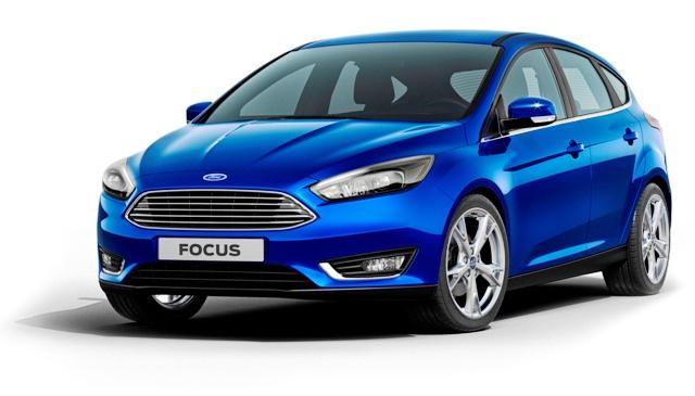 Ford Focus 1.5 lt Dizel2