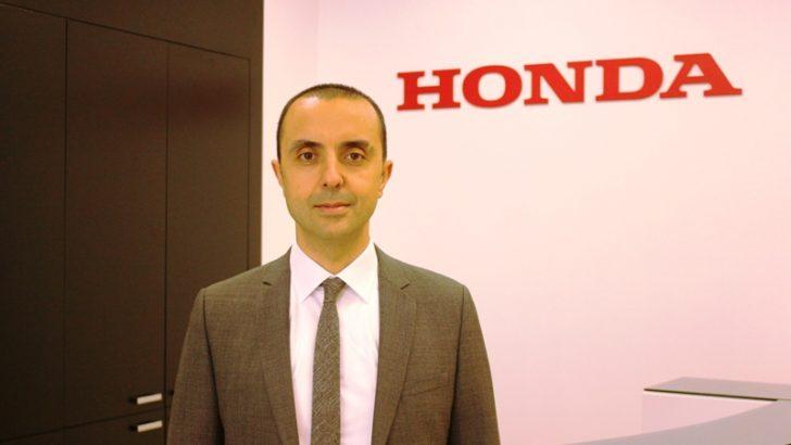Honda Türkiye'nin yeni yönetimi