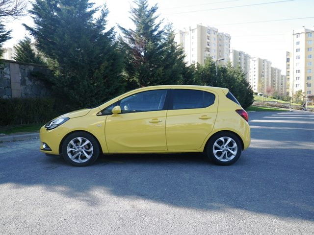 Opel Corsa Test2