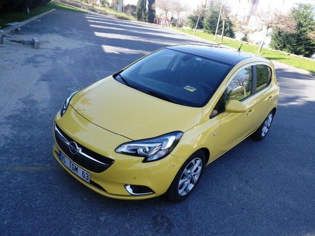 Opel Corsa Test4
