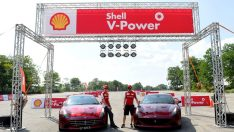 MALEZYA GRAND PRIX'İNDE SHELL V-POWER FARKI