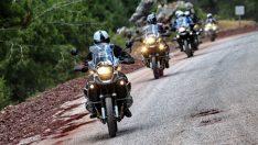 BMW Motorrad Long Weekend Buluşması Antalya'da…