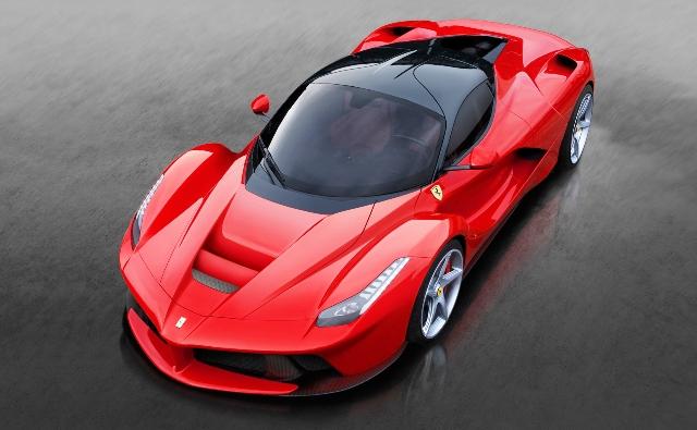 Efsane Ferrari
