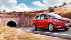 Ailelerin favorileri yeni Ford C-MAX ve Grand C-MAX pazara sunuluyor