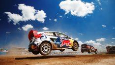 Daytona 2 – Sebastian Eriksson Daytona İlk Red Bull Küresel Ralli-Kros Victory Kazanımları