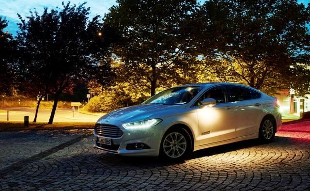 Ford Yeni Aydinlatma Teknolojisi2
