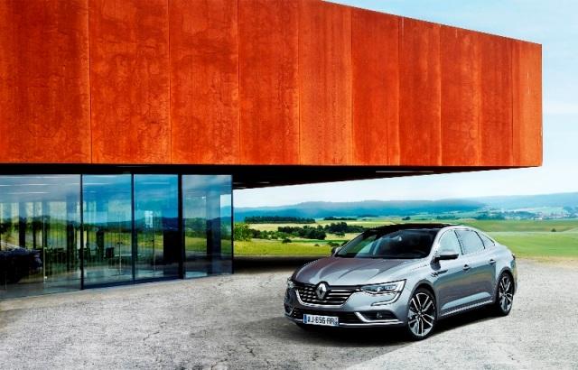 Renault Talisman 5
