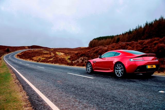 Aston Martin Vantage Serisi1