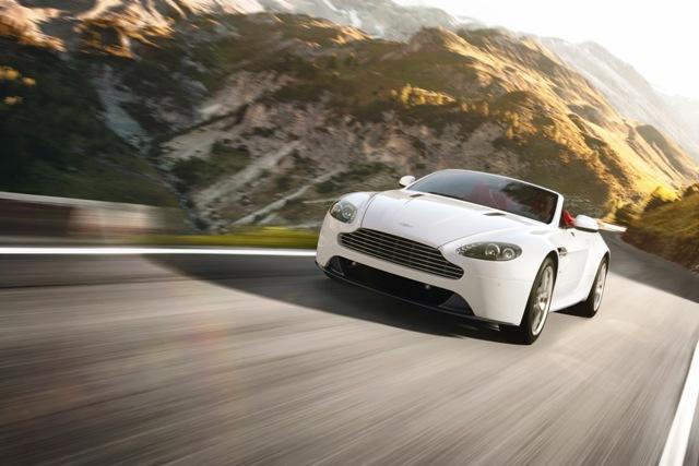 Aston Martin Vantage Serisi2