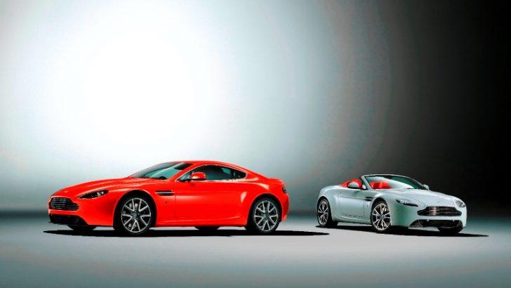 Aston Martin Vantage Serisi