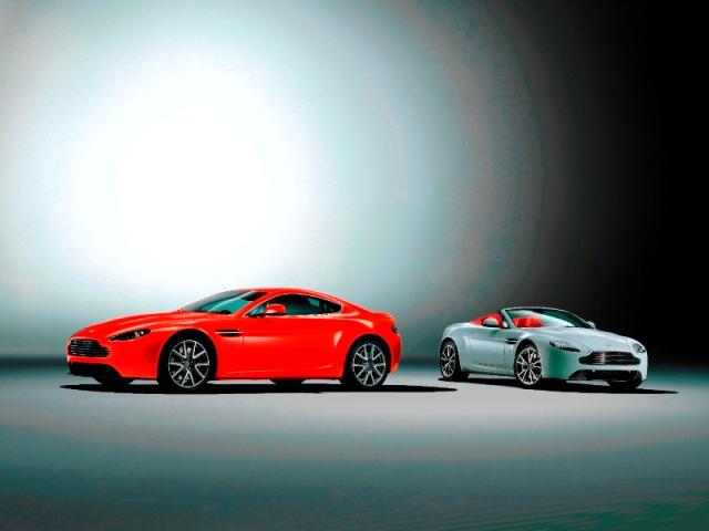 Aston Martin Vantage Serisi3