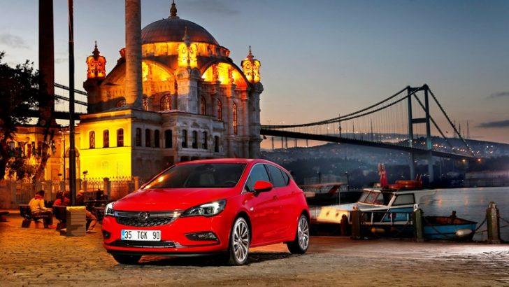 Yeni Opel Astra, İstanbul'da ilk pozunu verdi