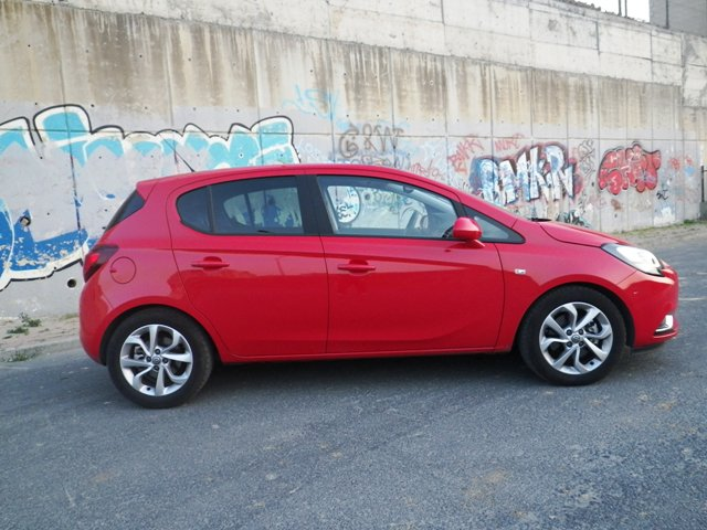 Opel corsa test3