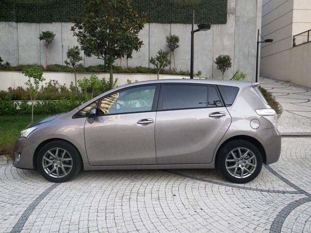 Toyota Verso Test2
