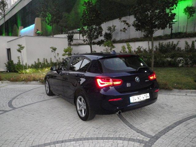 BMW 116d test1
