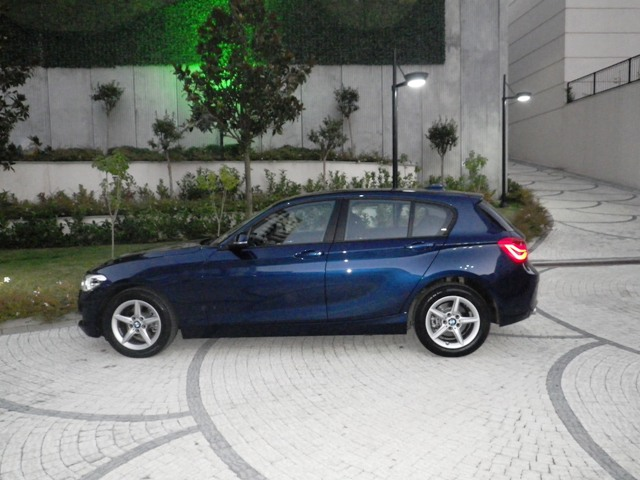 BMW 116d test2
