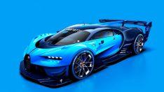 "Bugatti Tutkunlarına Özel:  ""Bugatti Vision Gran Turismo"""