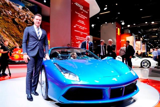 Ferrari 488 Spider 2