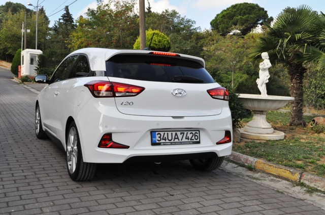 Hyundai i20 spor test5
