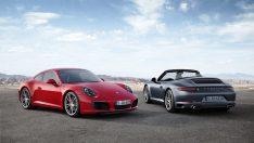 Porsche'den Frankfurt'ta iki Dünya Prömiyeri