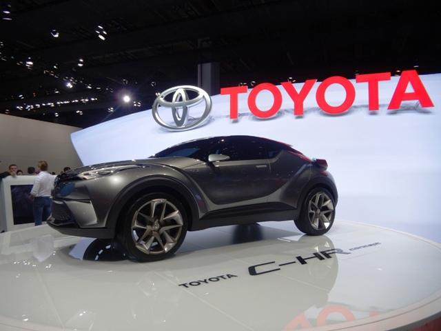 Toyota  Frankfurt 1