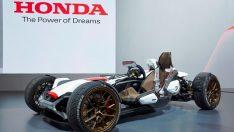Honda, Franfurt Otomobil Fuarı'nda alternatif mobilite çözümleriyle damgasını vurdu
