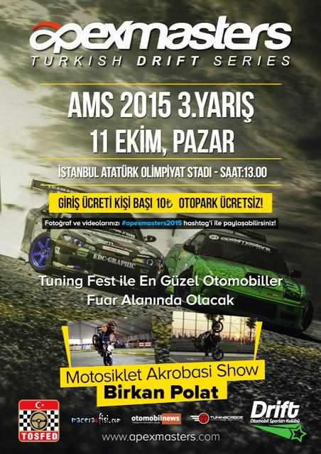 AMS 3. Yarış