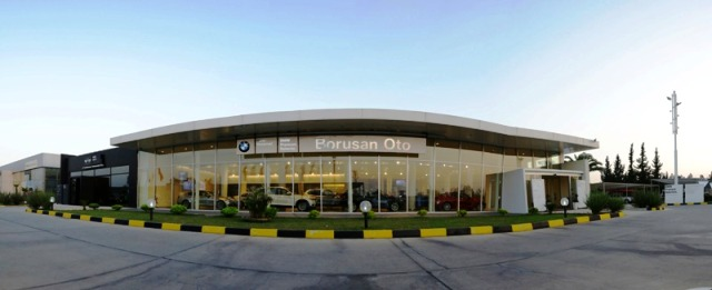 Borusan Oto Adana