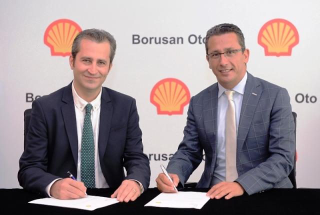 Borusan Oto ve Shell2