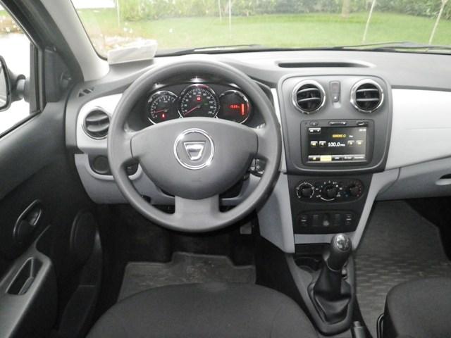 Dacia test 3
