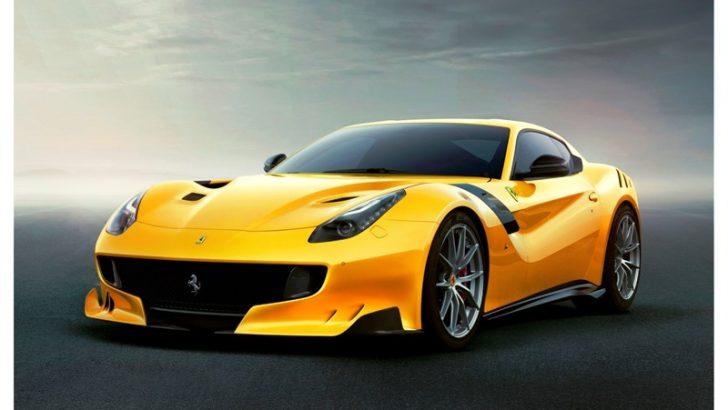 Sadece 799 Adet Üretilecek Ferrari F12tdf Tanıtıldı!
