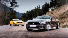 Amerikan efsanesi Ford Mustang  Türkiye'de tutkunlarıyla buluşuyor