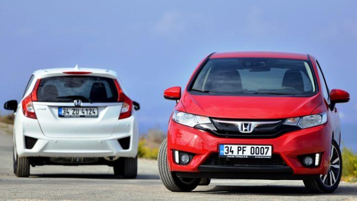 Honda Jazz Türkiye'de