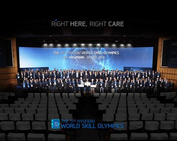 Hyundai 11.Teknisyen Olimpiyatlari-2