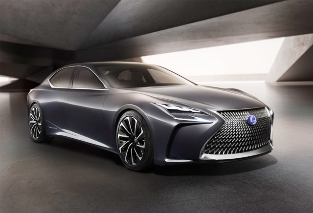 Lexus LF-FC..