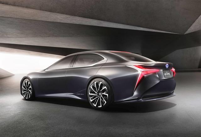 Lexus LF-FC.