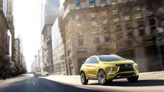 Mitsubishi Motors, Tokyo Otomobil Fuarı'ında elektrikli aracın gücünü gösterdi