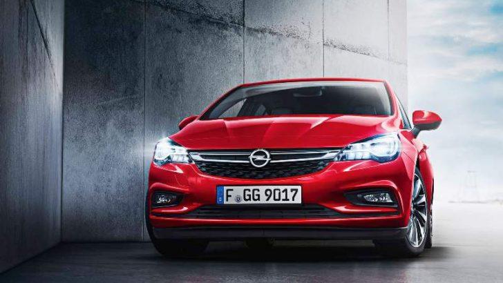 """Yeni Opel Astra'ya """"Safetybest 2015"""" Ödülü"""