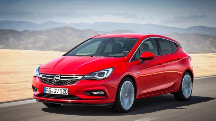Yeni Opel Astra'nın fiyatı belli oldu