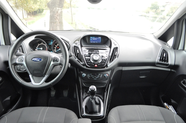 Ford B-Max Test7