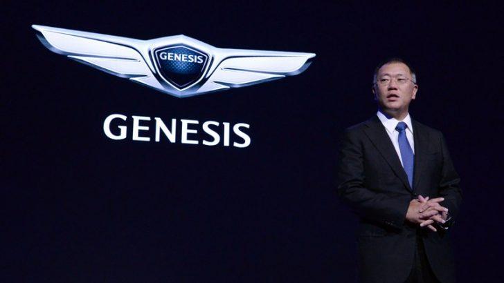 Hyundai'den Yeni Bir Lüks Marka; 'Genesis'