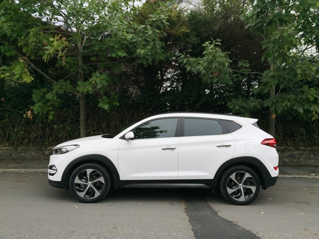 Hyundai Tuscon test8