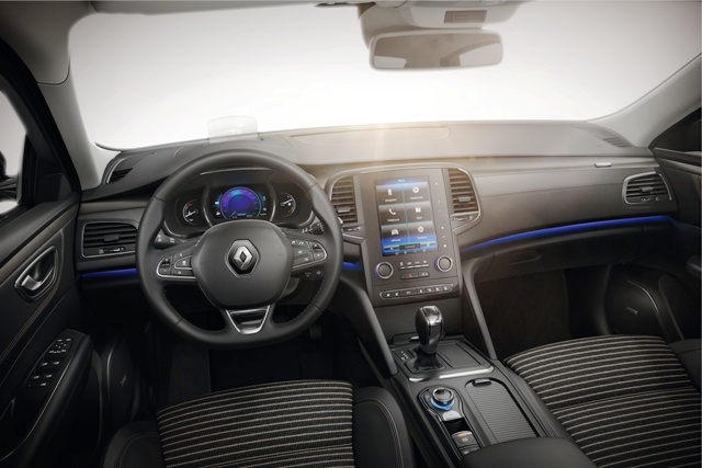Renault Talsiman 10
