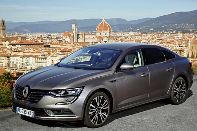 Renault Talsiman 2