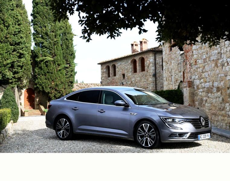 Renault Talsiman 5