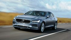 Volvo Cars, uzun zamandır beklenen S90