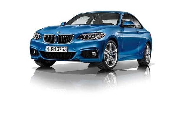 BMW 2 Serisi Coupe